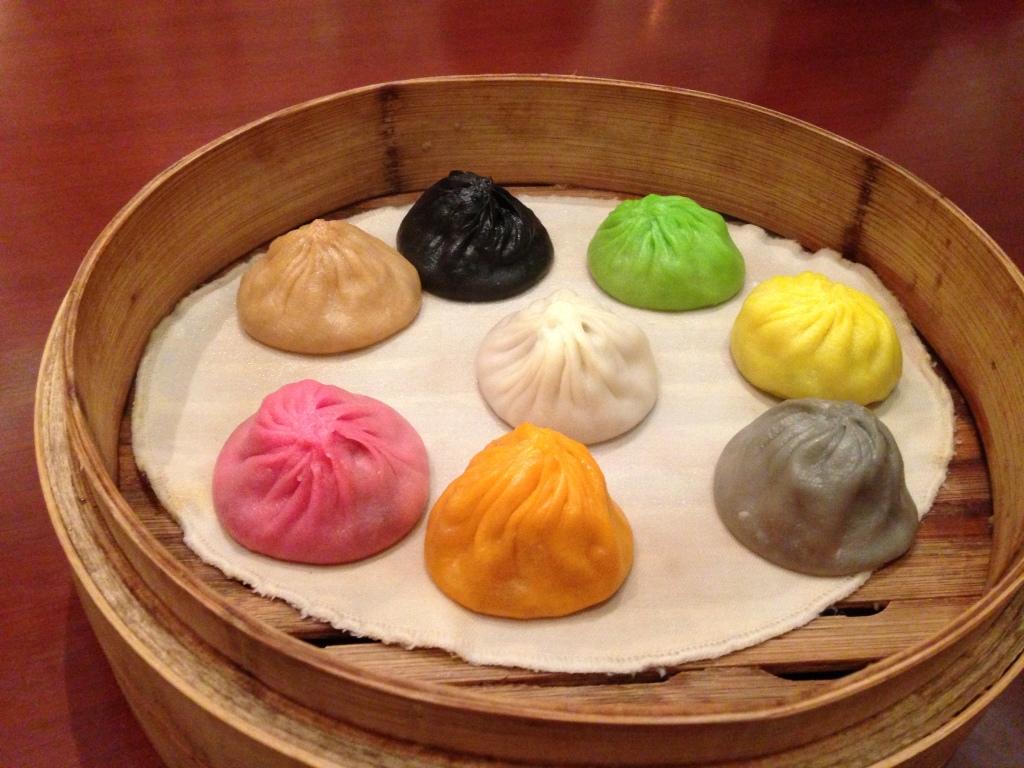 Chinese Rainbow everywhere!
