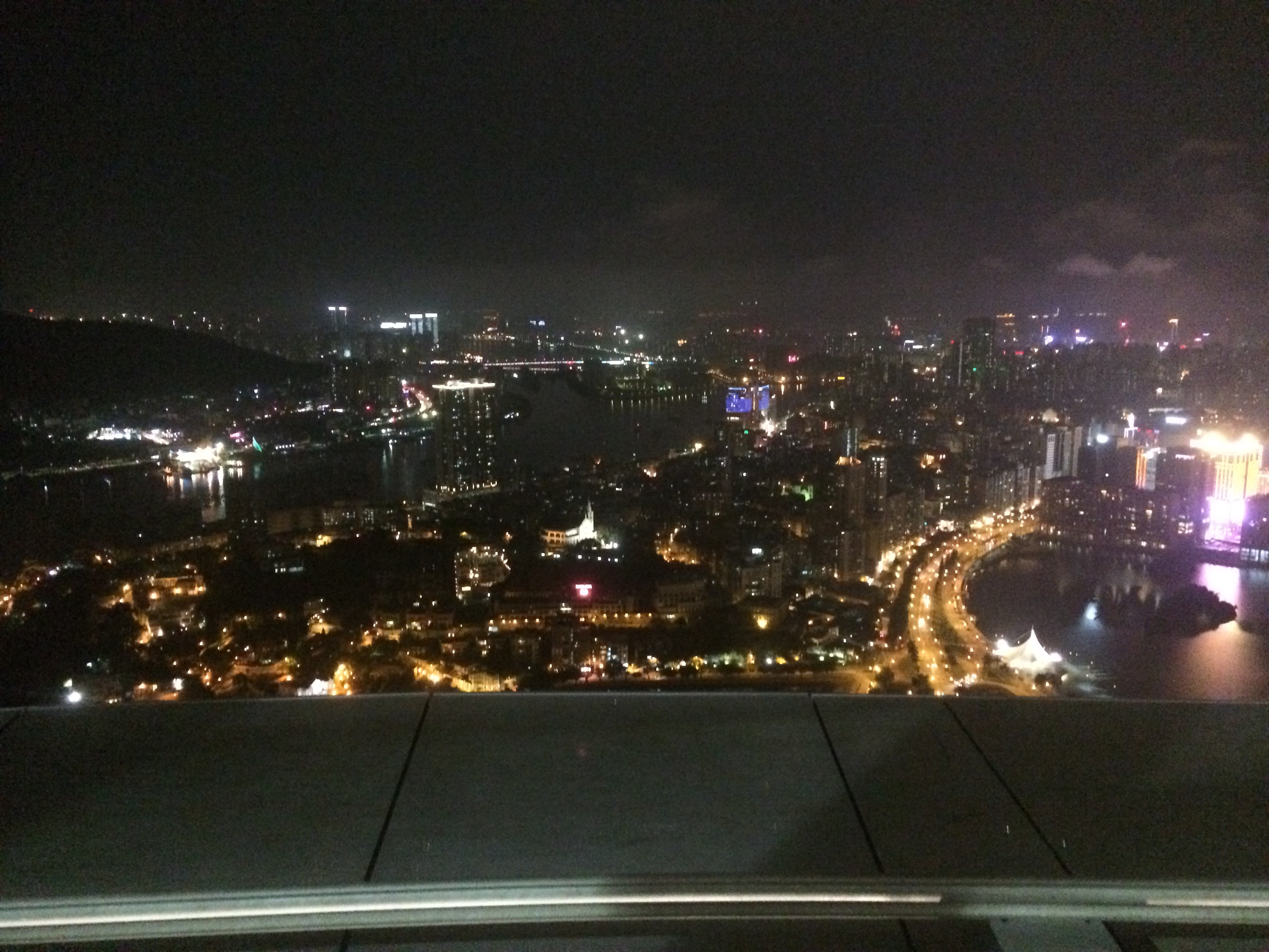 Taken at the Macau Tower.